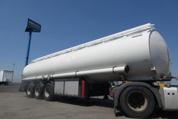 Naczepa ciężarowa METALOVOUGA- KM Import