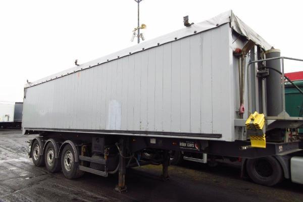 Naczepa ciężarowa INTER CARS- KM Import