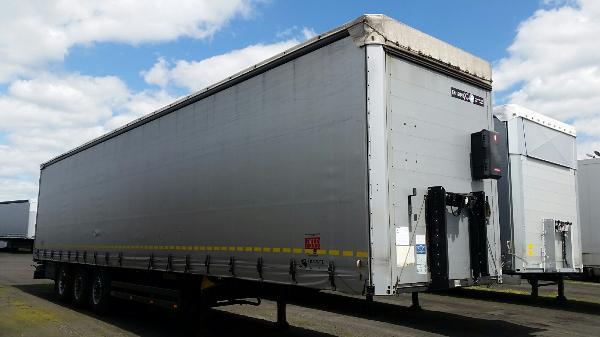 Naczepa ciężarowa KOGEL- KM Import
