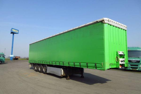 Naczepa ciężarowa KRONE - KM Import