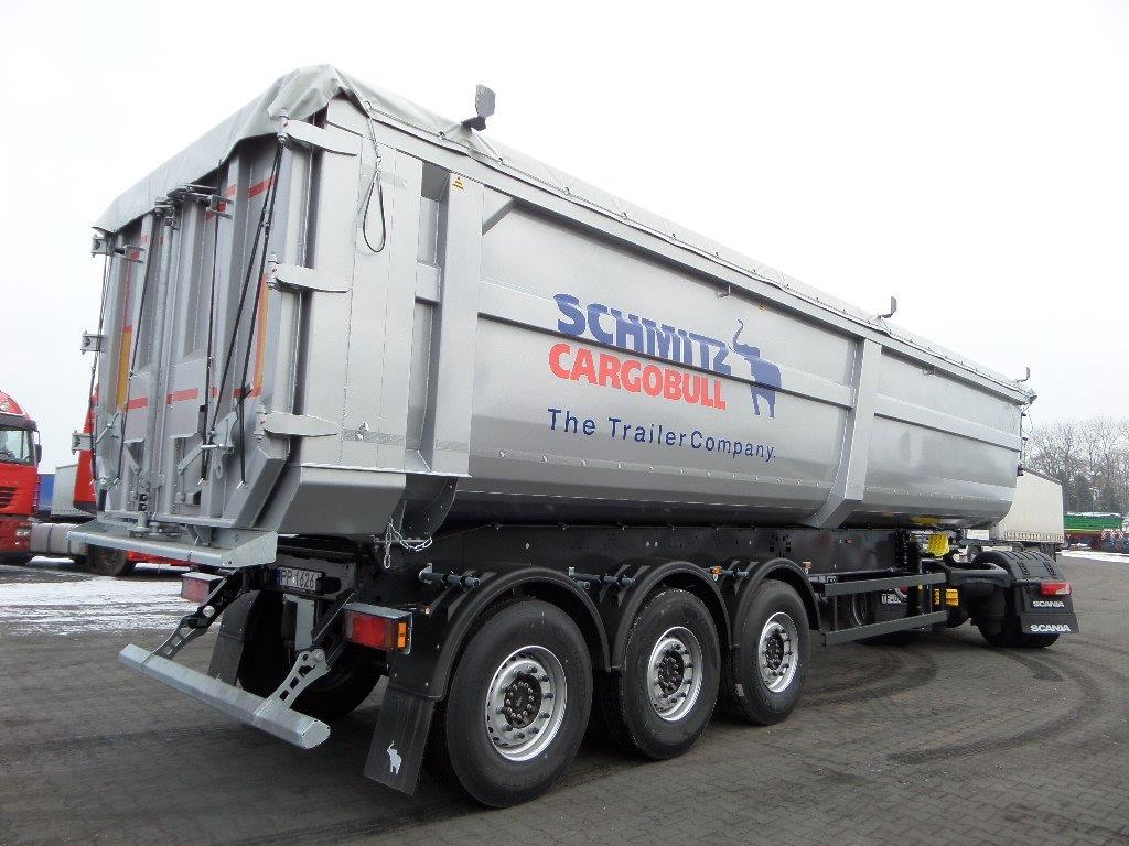 New Schmitz Cargobull tipper - KM Import
