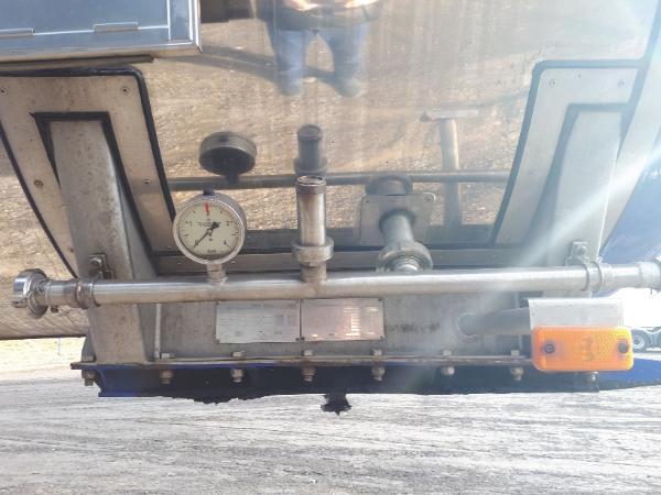Naczepa ciężarowa BURG
