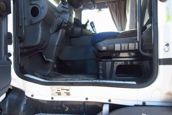 Samochód ciężarowy SCANIA