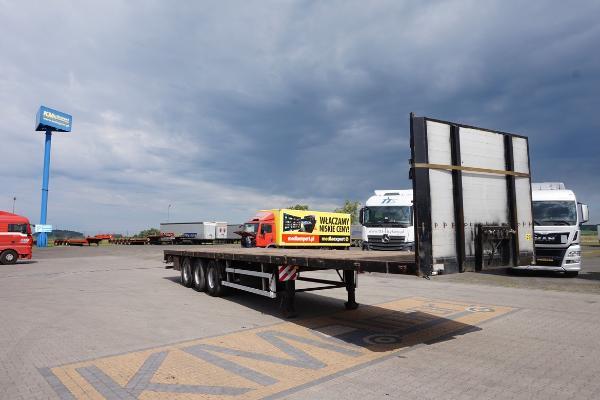 Przyczepa ciężarowa CMT- KM Import