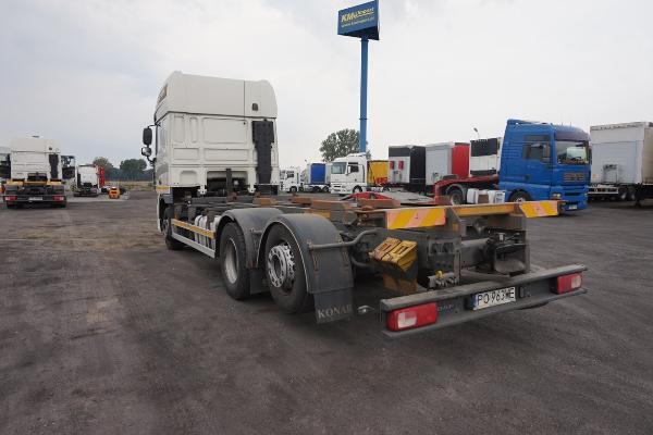Samochód ciężarowy DAF