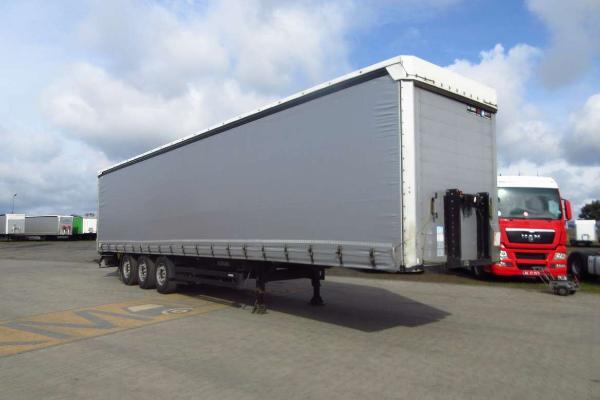 Naczepa ciężarowa KOEGEL- KM Import