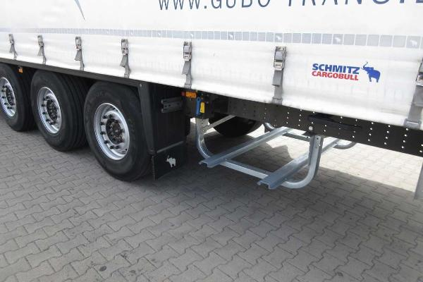 Przyczepa ciężarowa SCHMITZ