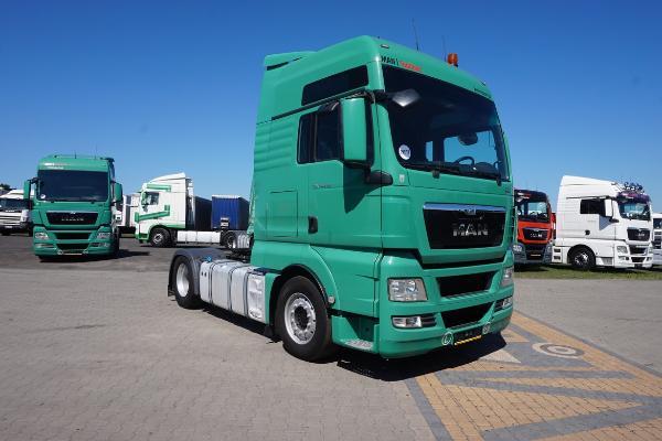 Ciągnik siodłowy MAN - KM Import