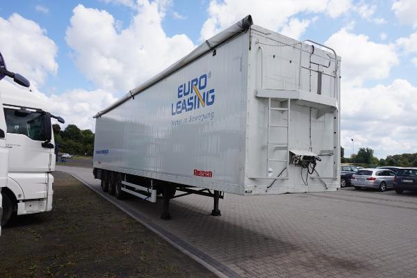 Naczepa ciężarowa REISCH - KM Import