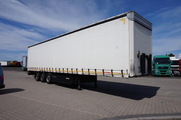 Naczepa ciężarowa KOEGEL - KM Import