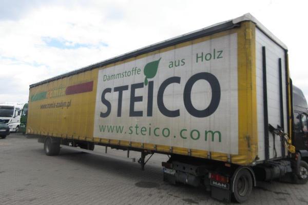 Naczepa ciężarowa KONAR- KM Import
