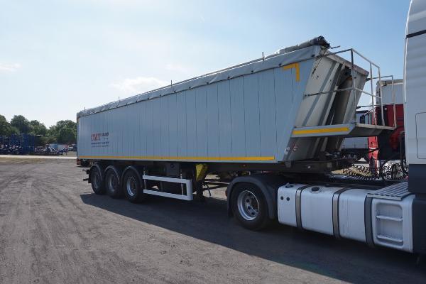Naczepa ciężarowa CMT- KM Import