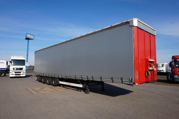 Naczepa ciężarowa KAESSBOHRER - KM Import