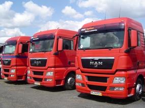 MAN TGX Euro 5 ADR - KM Import