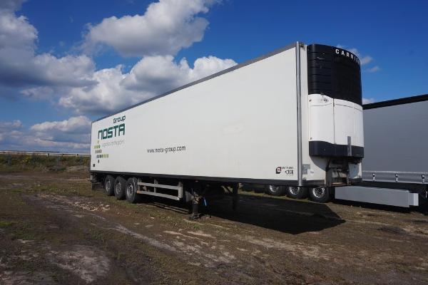 Naczepa ciężarowa VAN ECK- KM Import