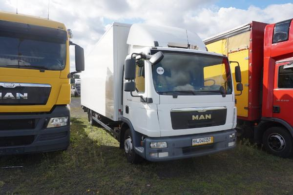 Samochód ciężarowy MAN- KM Import