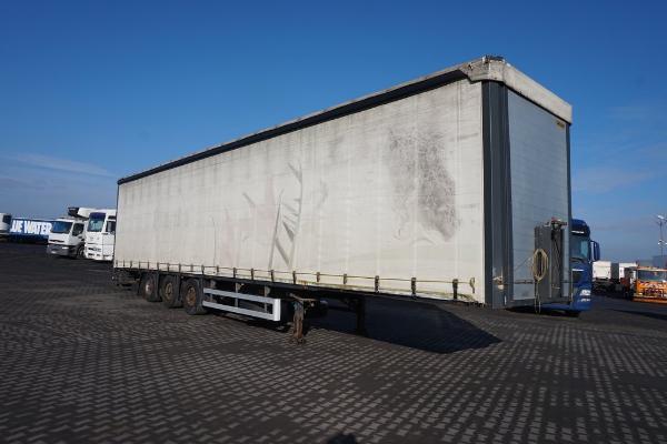 Naczepa ciężarowa ZASŁAW - KM Import