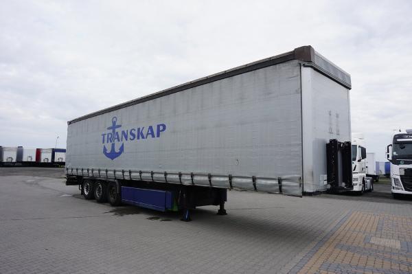 Naczepa ciężarowa CIMC SILVERGREEN - KM Import
