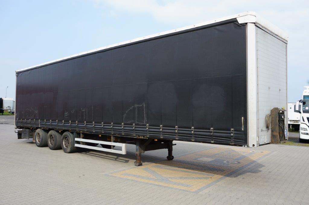 Naczepa ciężarowa WIELTON - KM Import