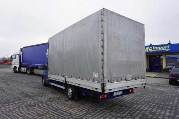 Samochód ciężarowy FIAT