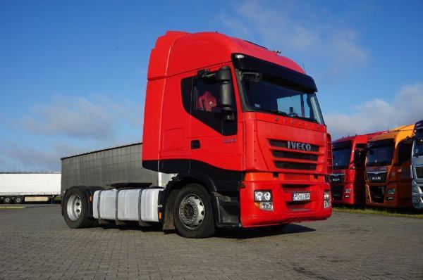 Ciągnik siodłowy IVECO - KM Import