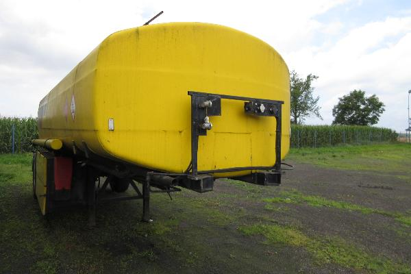 Naczepa ciężarowa Kroll- KM Import