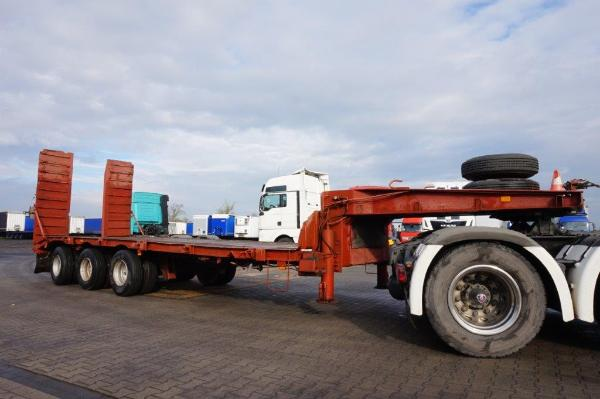 Naczepa ciężarowa ZREMB- KM Import