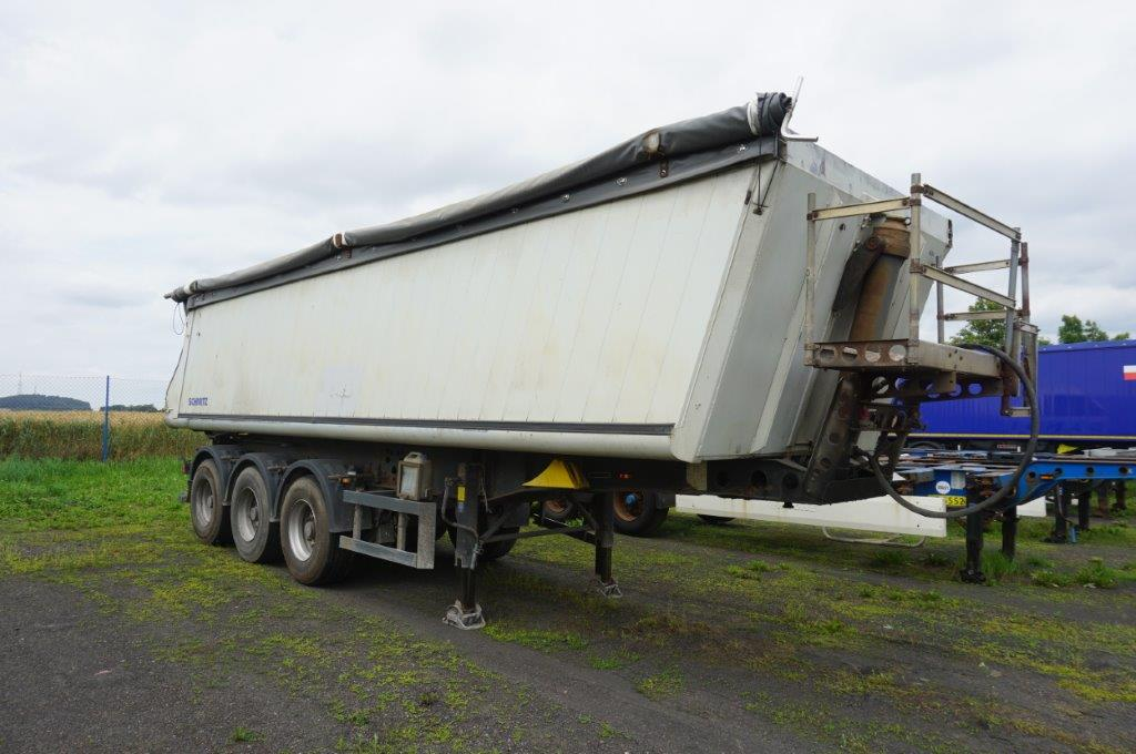 Naczepa ciężarowa SCHMITZ - GOTHA - KM Import