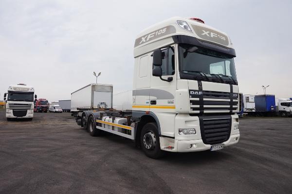 Samochód ciężarowy DAF- KM Import