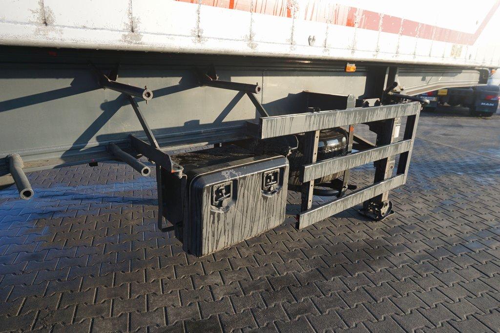 Naczepa ciężarowa MEIERLING