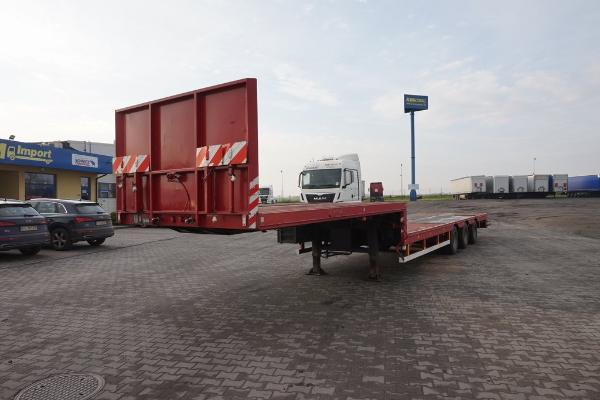 Naczepa ciężarowa NOOTEBOOM
