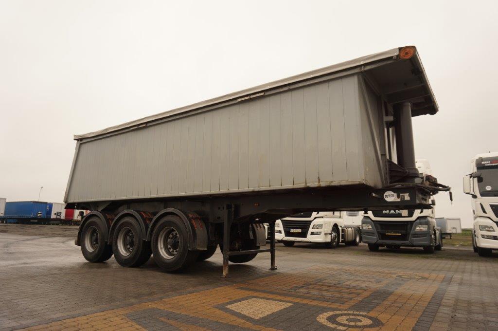 Naczepa ciężarowa LANGENDORF - KM Import