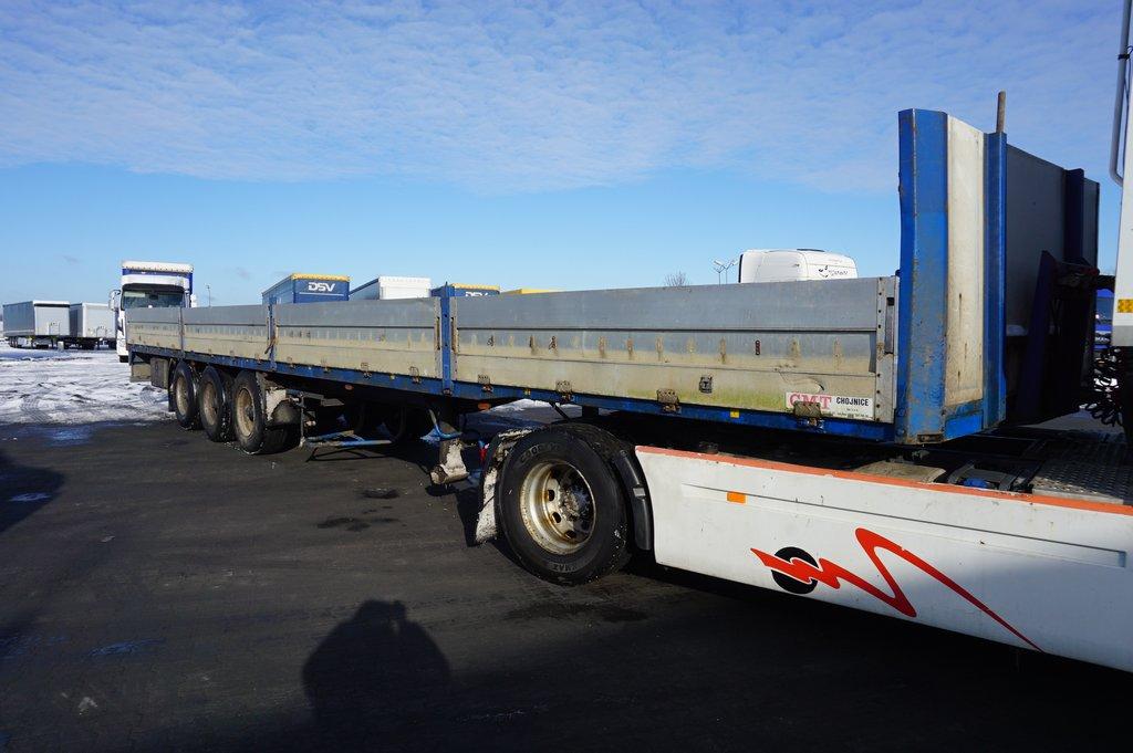 Naczepa ciężarowa CMT