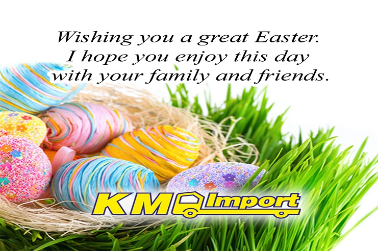 Happy Easter - KM Import