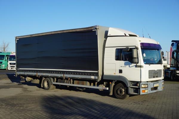 Samochód ciężarowy STAR/MAN- KM Import