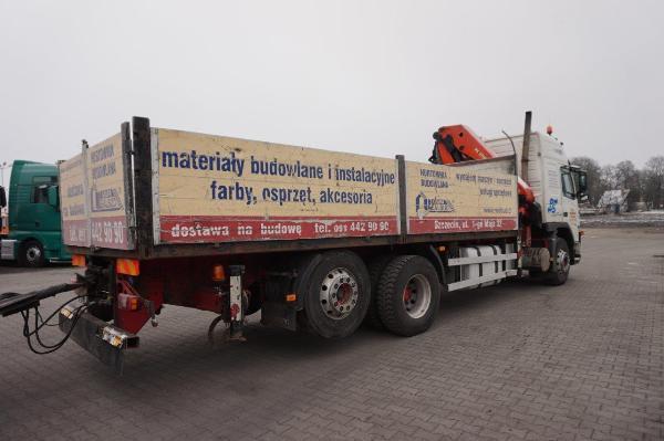 Samochód ciężarowy VOLVO
