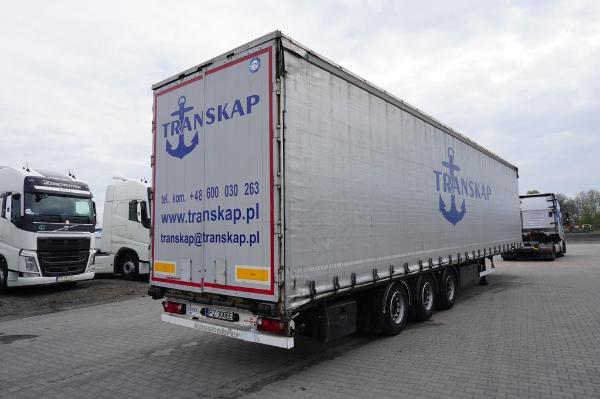Naczepa ciężarowa KAESSBOHRER