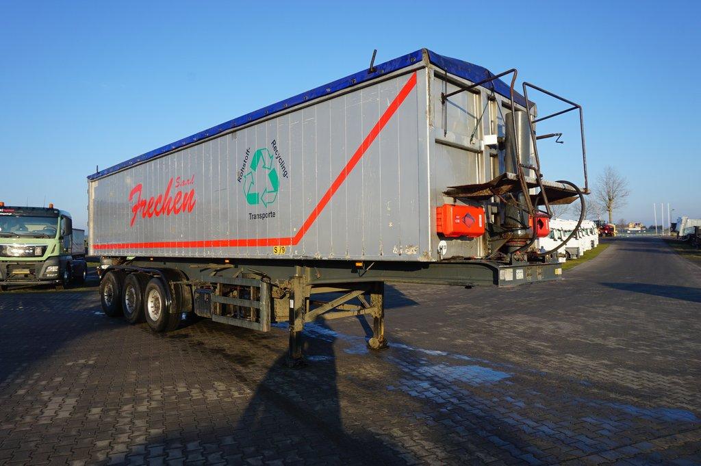Naczepa ciężarowa MEIERLING- KM Import