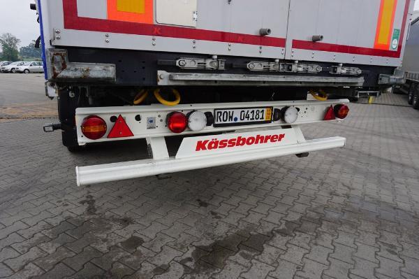 Naczepa ciężarowa KASSBOHRER