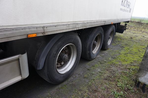 Naczepa ciężarowa FLIEGL