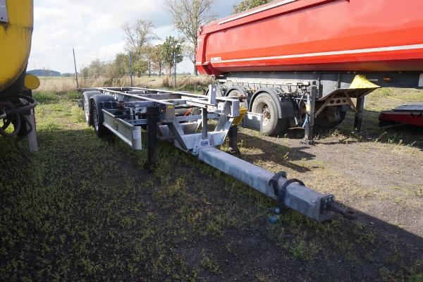 Przyczepa ciężarowa FLIEGL - KM Import