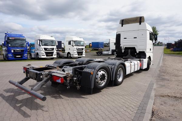 Samochód ciężarowy MAN