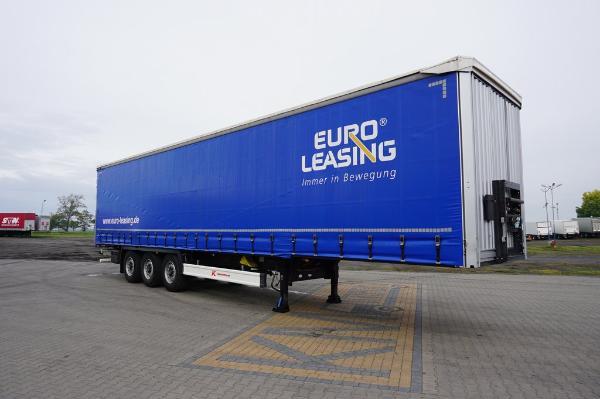 Naczepa ciężarowa KASSBOHRER- KM Import
