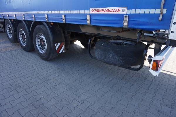 Naczepa ciężarowa SCHWARZMULLER