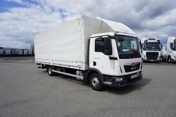 Samochód ciężarowy MAN - KM Import