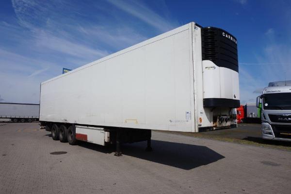 Naczepa ciężarowa KRONE