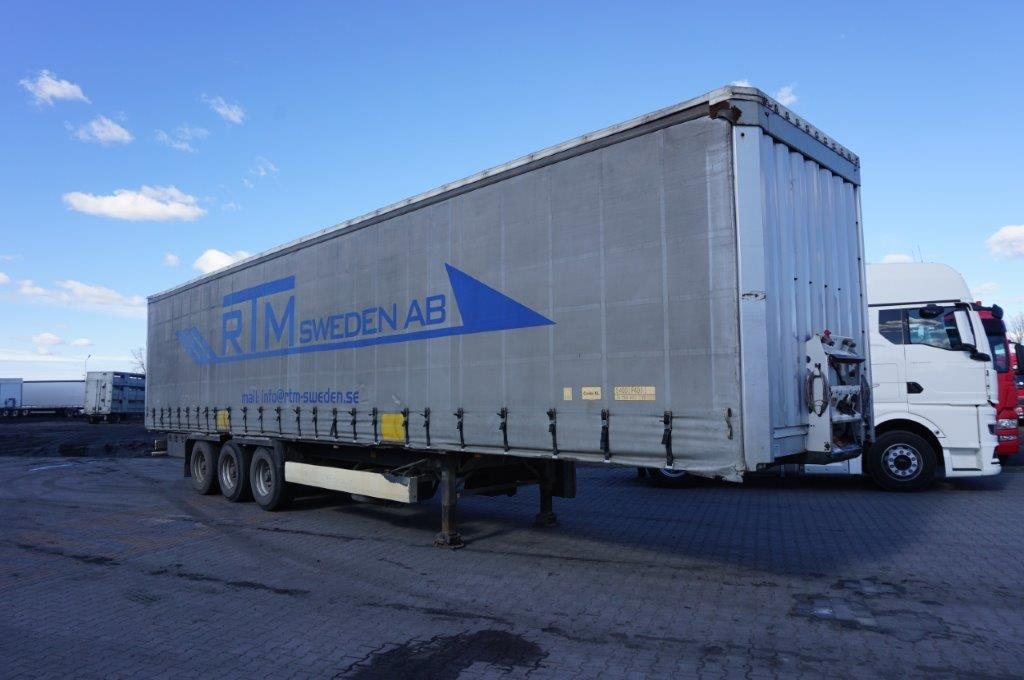 Naczepa ciężarowa KRONE- KM Import