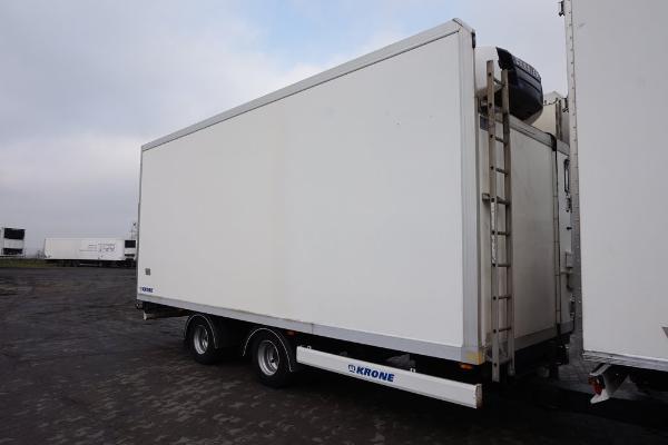 Przyczepa ciężarowa KRONE- KM Import