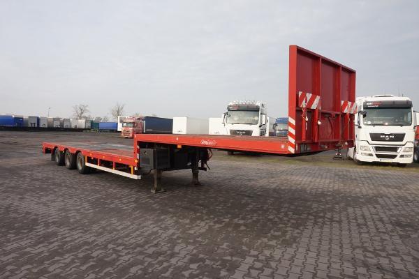 Naczepa ciężarowa NOOTEBOOM- KM Import