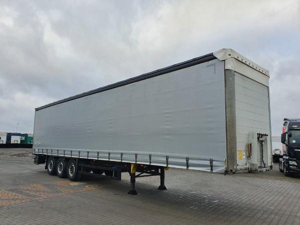 Naczepa ciężarowa SCHMITZ - KM Import